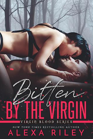 Bitten By The Virgin by Alexa Riley